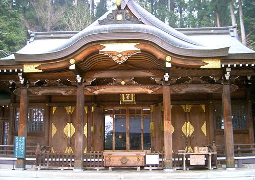Casa antigua en Takayama.