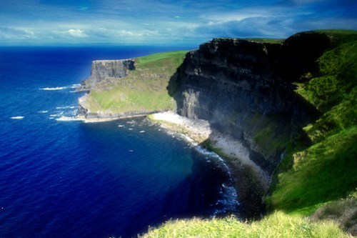 Cliffs of Moher, Co. Clare, Ireland by atomicpuppy68.