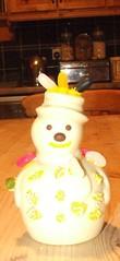 Aine's Snowman Decorations
