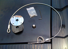 Installing Hood Pins