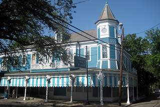 New Orleans - Garden District: Commander's Palace