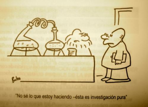 Investigando - Researching