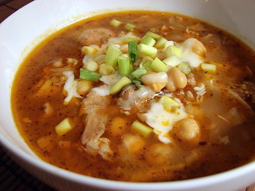 Dinner:  October 6, 2007
