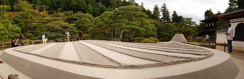 Ginkakuji Temple pan
