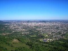Morro das Antenas - Santa Maria RS - 11.11.2007 por Clube Trekking Santa Maria RS - BRAZIL