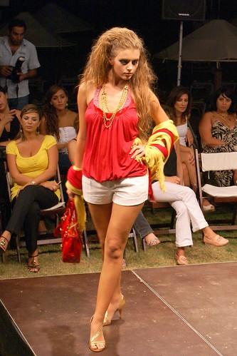 Dutti Beirut Fashion Show 2007 by -GT-.