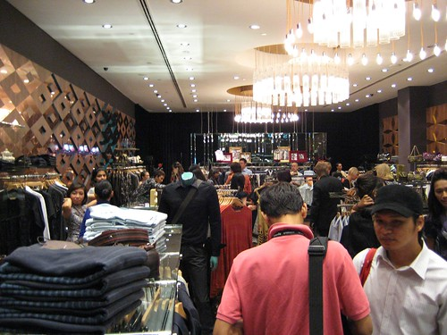 Ted Baker Opening 002