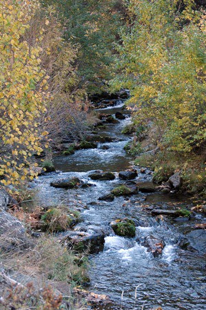 Imagen del río Segres