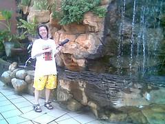 Melissa in Sungai Petani