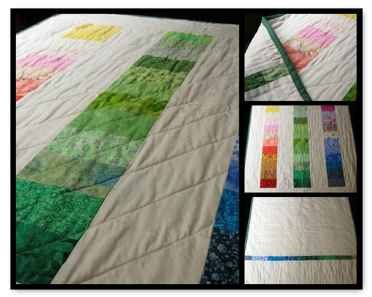 Coin Stack Quilt