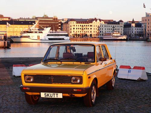 Fiat 128 #1