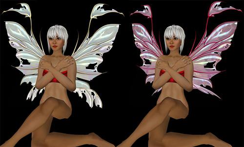 Fancy Fairy Flexiwings