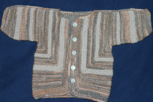 Helen's Baby Surprise Jacket, done!