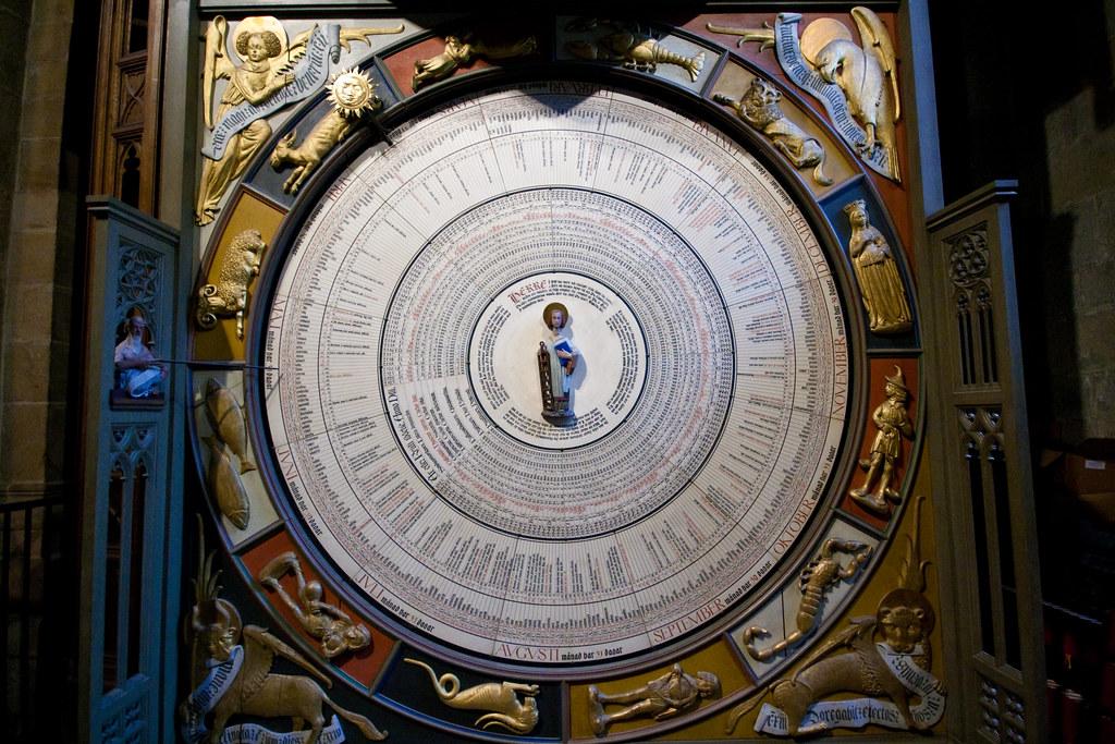 Horologium mirabile Lundense