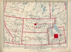 Manitoba and Northwest Territories (1900)