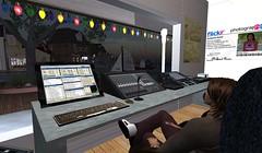 KONA Radio Studio