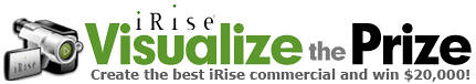 iRise Visualize the Prize Contest