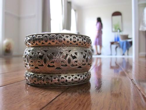 silver-bangle