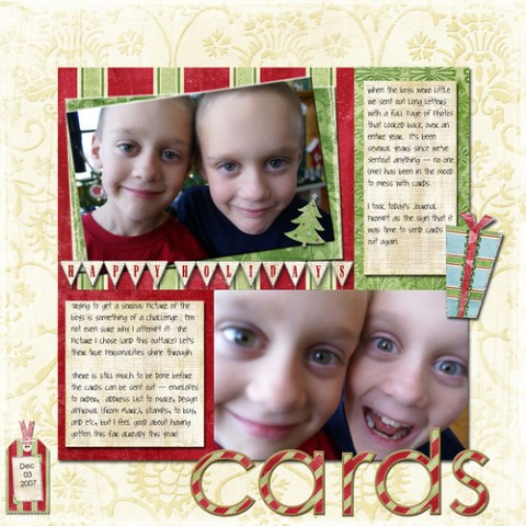 Christmas Journal Day 3