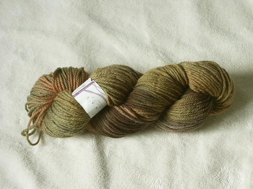 Camo yarn