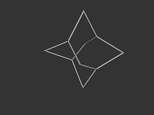 6jsymbols-cone edges
