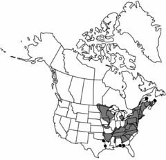 Wild Oats Range Map