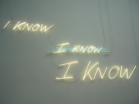 Image result for i know