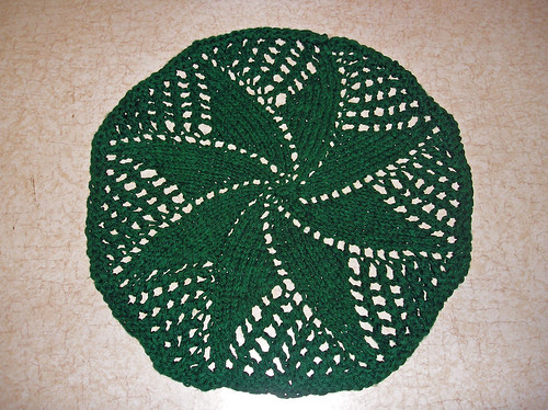 Doily Dishcloth