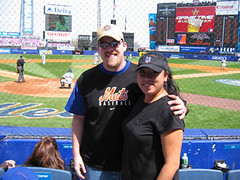 at the game, 2004