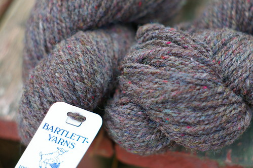 brown bartlett yarn