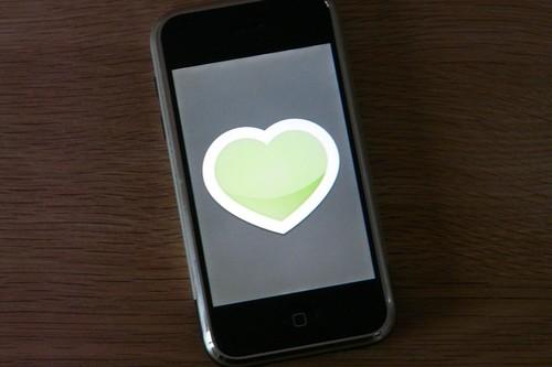 Fondo iPhone - Love