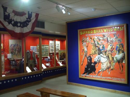 Buffalo Bill Museum (Symbolbild)