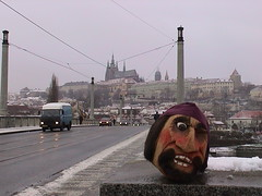 Around the World 2001 - Prague