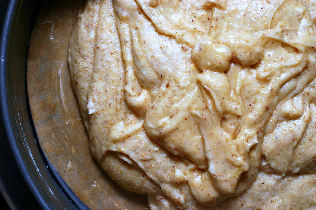 hazelnut brown butter batter