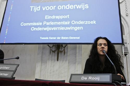 SP-Tweede Kamerlid Nathalie de Rooij geeft haar Kamerlidmaatschap om persoonlijke redenen op