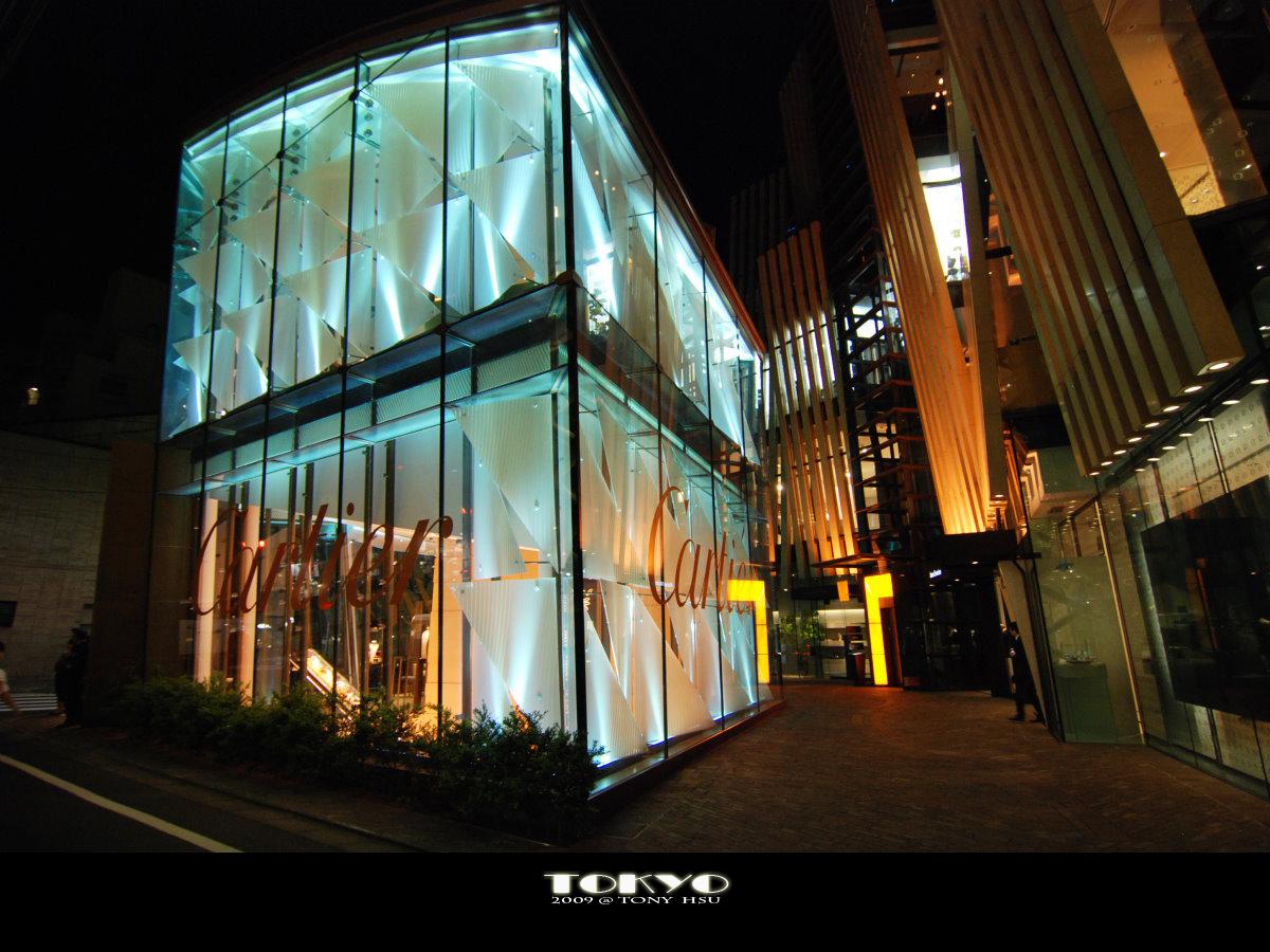 2009-東京TONY遊記(多圖)/澀谷/表參道/六本木