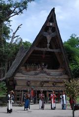 Batak Dance in Simanindo by Ben Peters