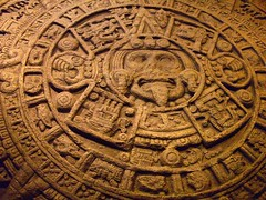 3759: Mayan Calendar - Aztec Stone of the sun