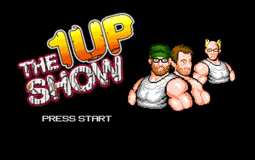 The 1Up Show - The Movie, The Game, The Movie