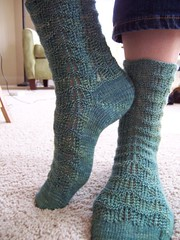 Socks from Val