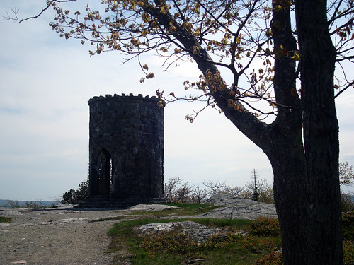 Tower on Mt. Battie