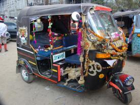 Rickshaw Run 2006