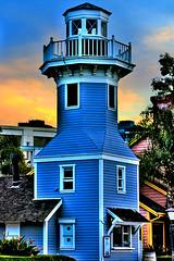 Seaport Village - San Diego, California - Sunrise