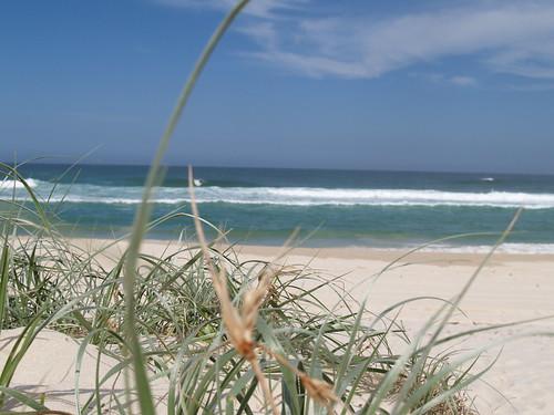beach/sky shot