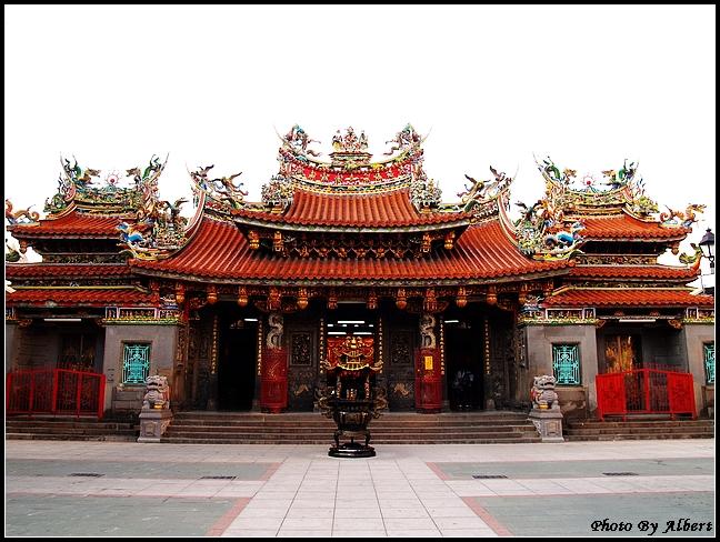 [廟宇]桃園三級古蹟「景福宮」 - Albert的旅記日誌 - 無名小站