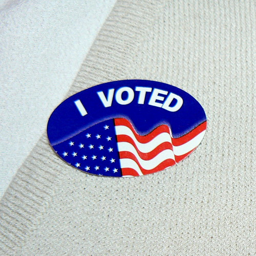 I voted.  Did you?
