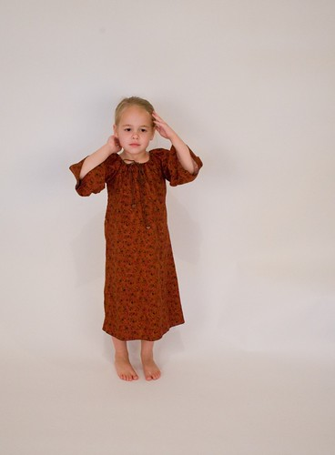 Thanksgiving Dress - Underdress