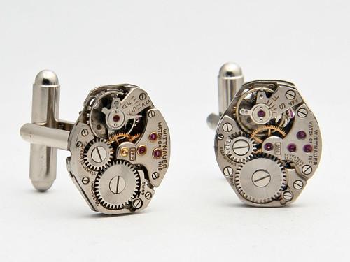Wittnauer cufflinks