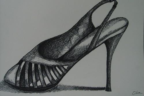 森美_高跟鞋