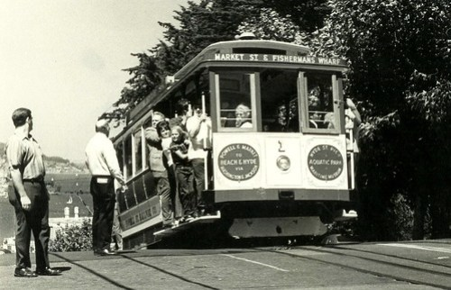 Cable Car 245-4  8-26-73